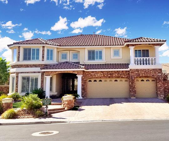 General home inspection Las Vegas